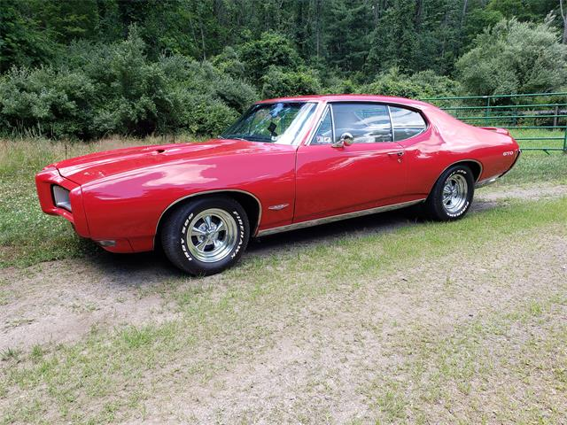 1968 Pontiac GTO (CC-1374741) for sale in Chester, New Jersey