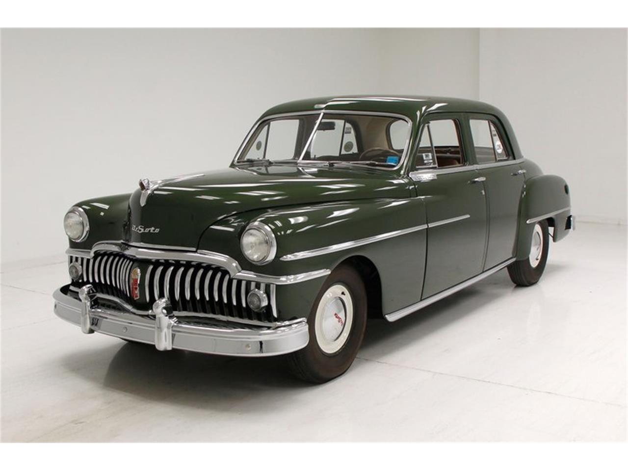 1950 DeSoto Deluxe (CC-1374747) for sale in Morgantown, Pennsylvania