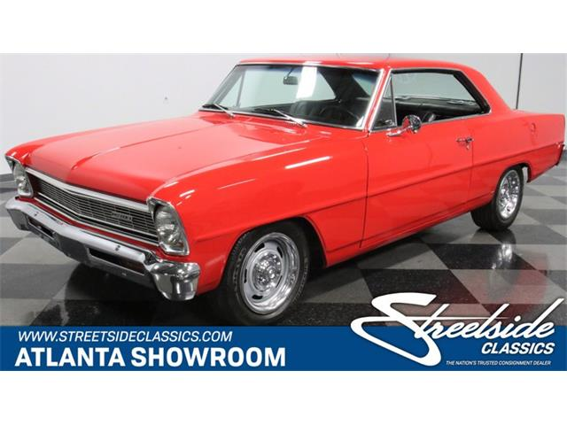 1966 Chevrolet Nova (CC-1374766) for sale in Lithia Springs, Georgia