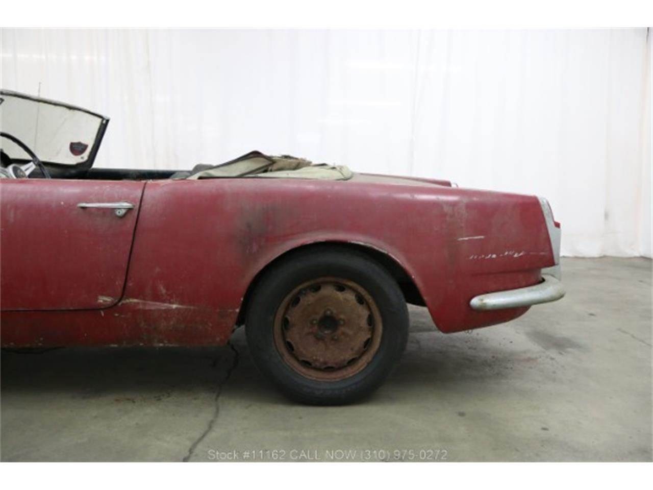 1959 Alfa Romeo Spider (CC-1374769) for sale in Beverly Hills, California