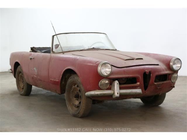 1959 Alfa Romeo Spider (CC-1374769) for sale in Beverly Hills, California