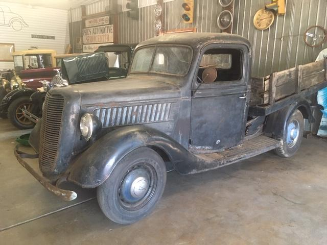 1937 Ford Pickup (CC-1374778) for sale in UTICA, Ohio