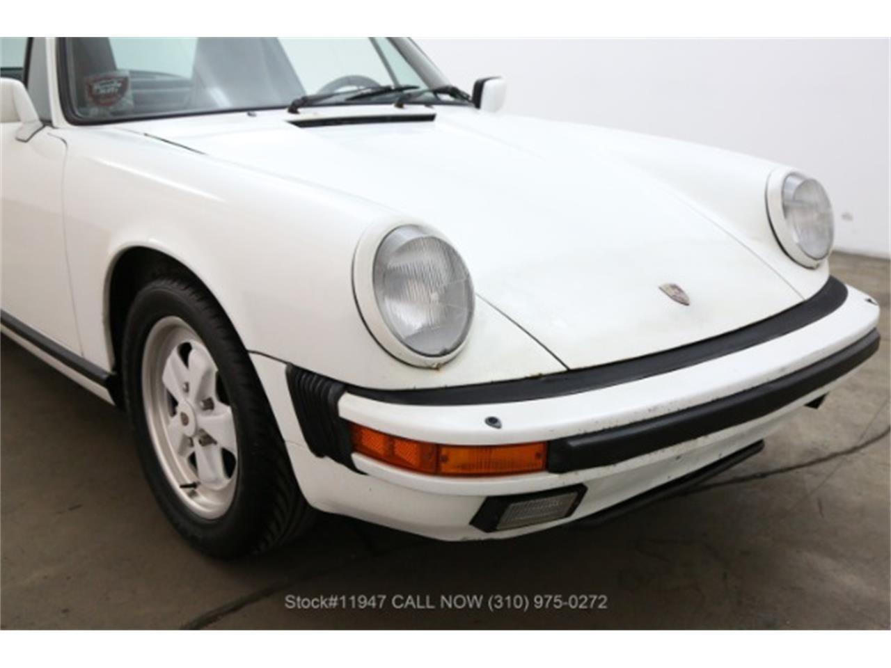 1985 Porsche Carrera (CC-1374802) for sale in Beverly Hills, California