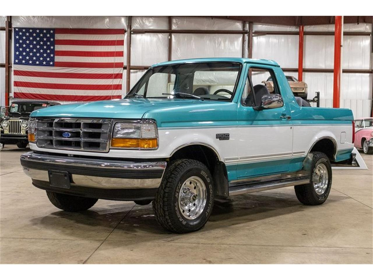 1995 Ford Bronco (CC-1374815) for sale in Kentwood, Michigan