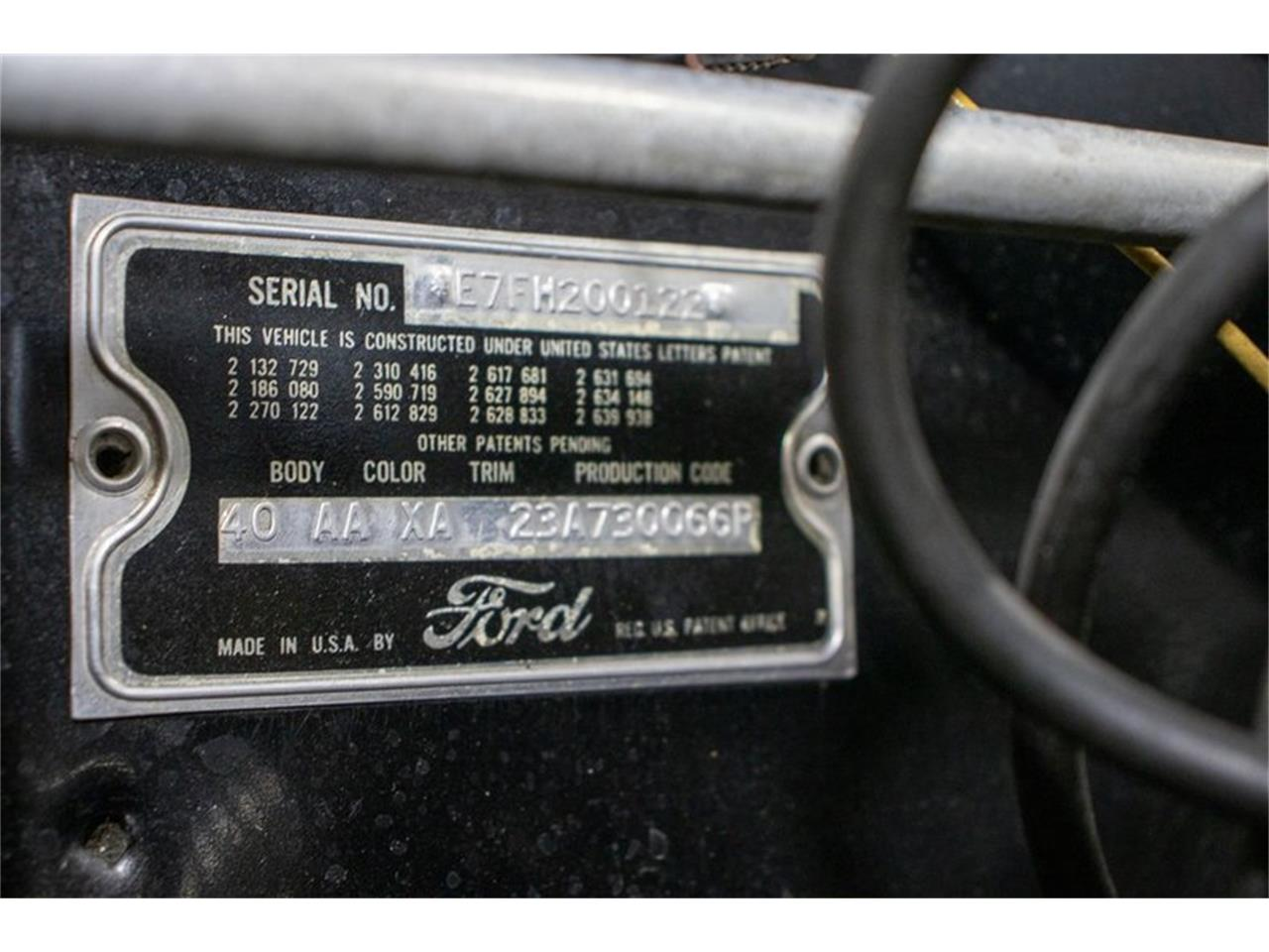1957 Ford Thunderbird (CC-1374820) for sale in Kentwood, Michigan