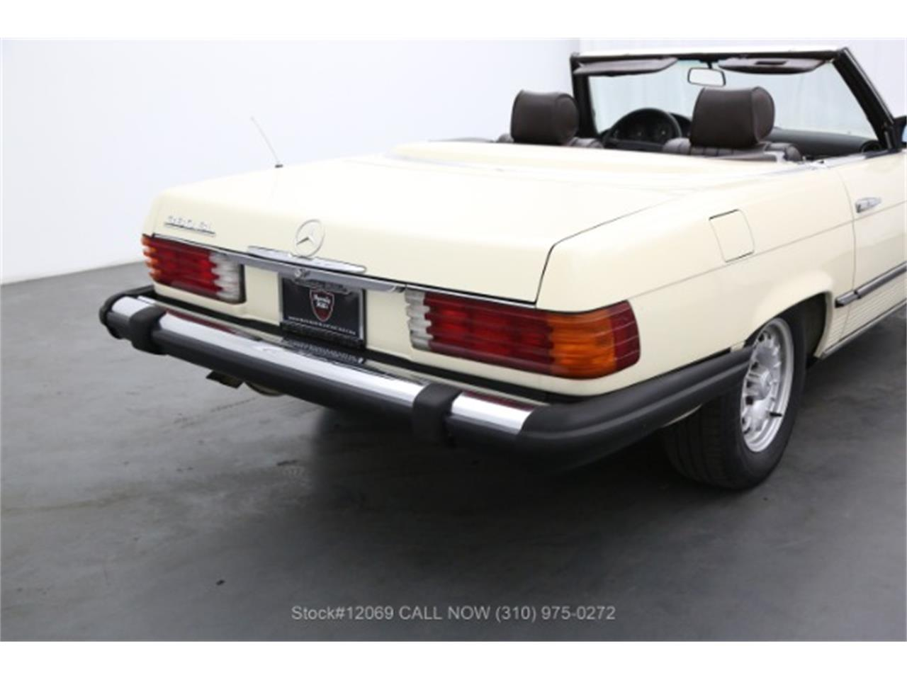 1985 Mercedes-Benz 380SL (CC-1374821) for sale in Beverly Hills, California