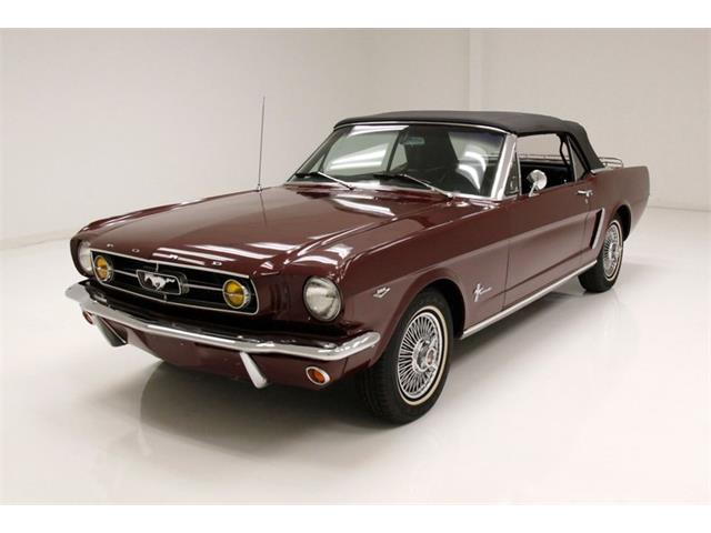 1965 Ford Mustang (CC-1374829) for sale in Morgantown, Pennsylvania