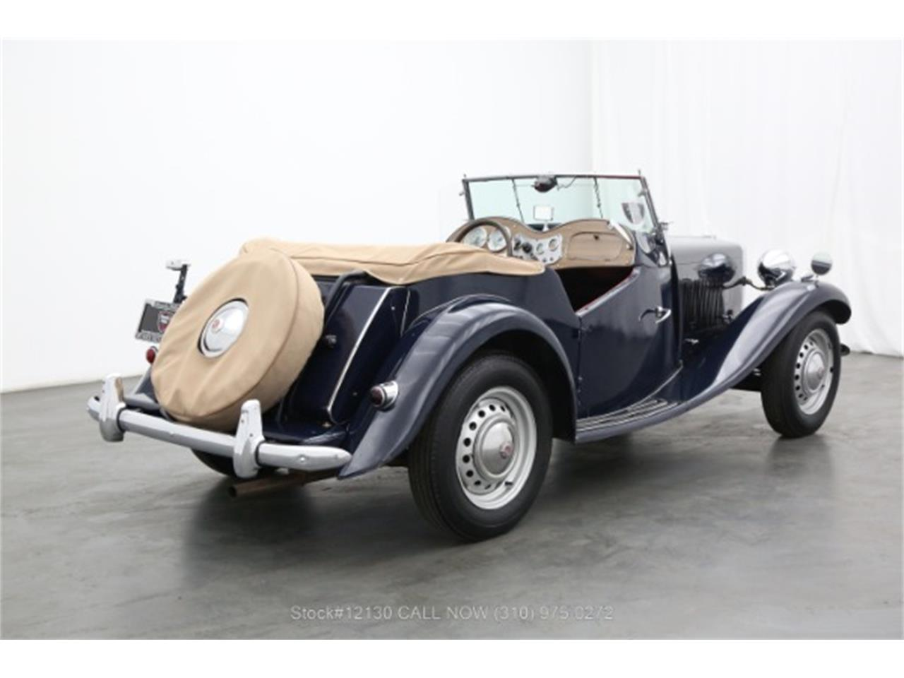 1953 MG TD (CC-1374834) for sale in Beverly Hills, California