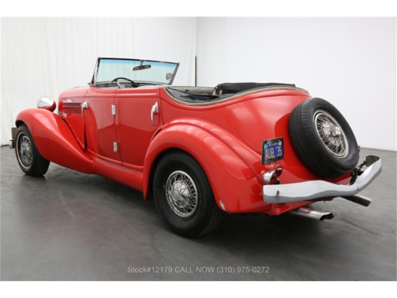 1935 Auburn 653 (CC-1374849) for sale in Beverly Hills, California