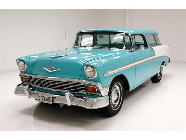 1956 Chevrolet Nomad (CC-1374859) for sale in Morgantown, Pennsylvania