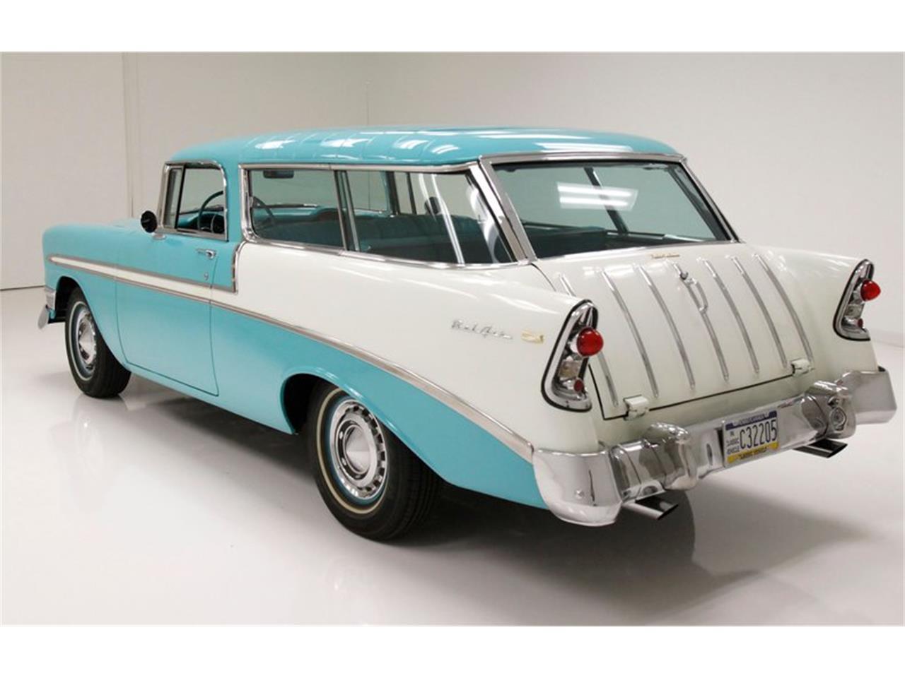 1956 Chevrolet Nomad (CC-1374859) for sale in Morgantown, Pennsylvania