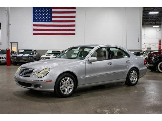 2005 Mercedes-Benz E320 (CC-1374869) for sale in Kentwood, Michigan