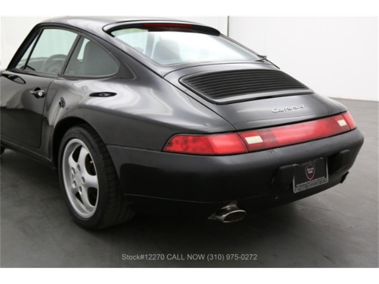 1995 Porsche 993 (CC-1374872) for sale in Beverly Hills, California
