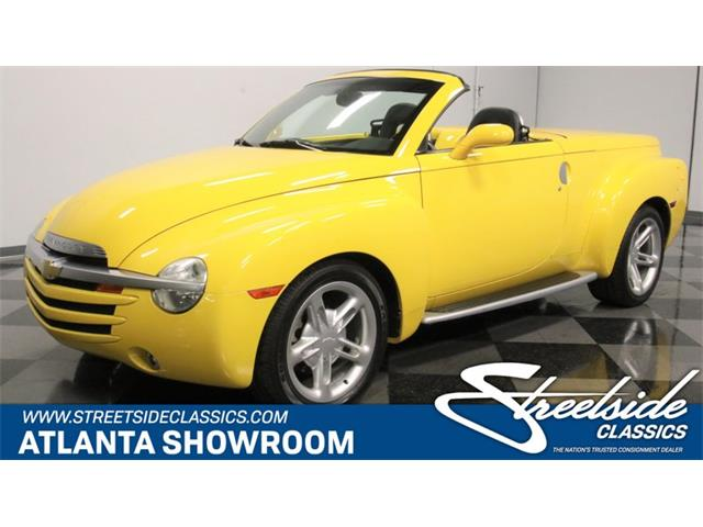 2005 Chevrolet SSR (CC-1374885) for sale in Lithia Springs, Georgia