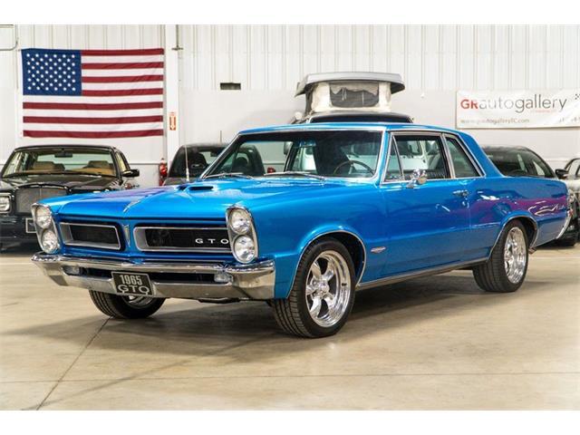 1965 Pontiac GTO (CC-1374888) for sale in Kentwood, Michigan