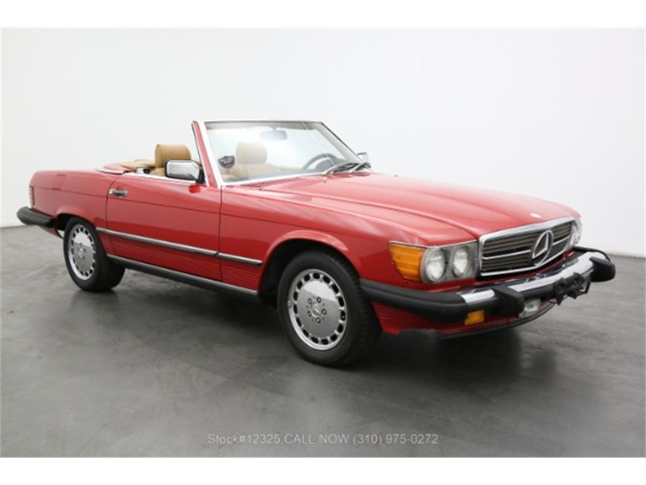 1987 Mercedes-Benz 560SL (CC-1374897) for sale in Beverly Hills, California