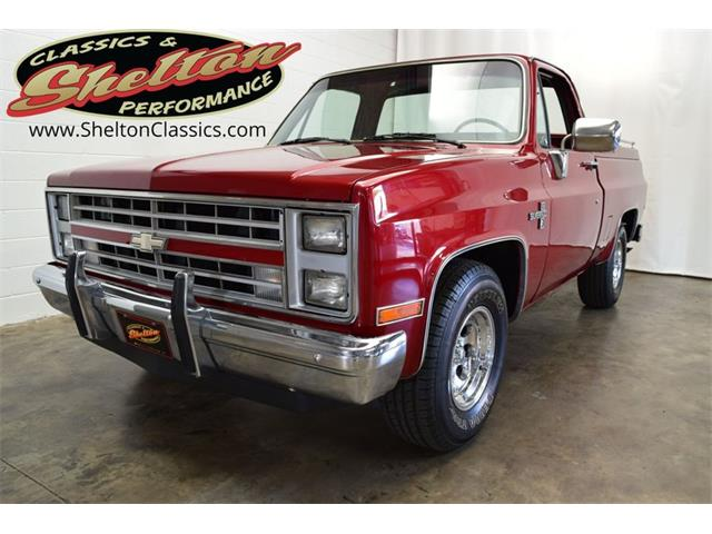 1985 Chevrolet Silverado (CC-1374898) for sale in Mooresville, North Carolina