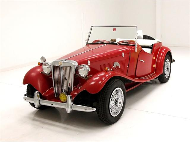 1953 MG TD (CC-1374903) for sale in Morgantown, Pennsylvania