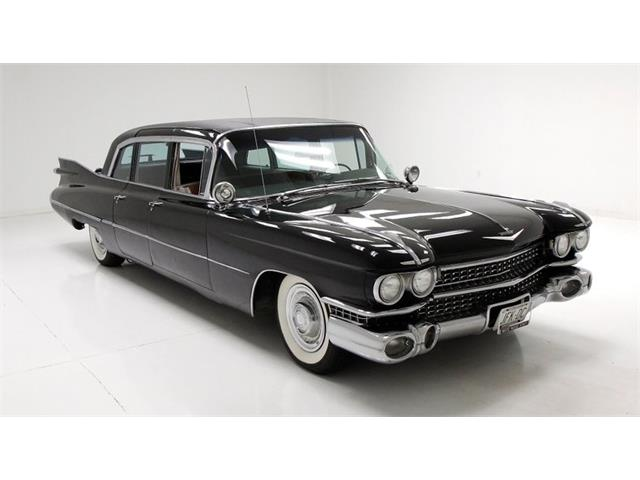 1959 Cadillac Fleetwood (CC-1374908) for sale in Morgantown, Pennsylvania