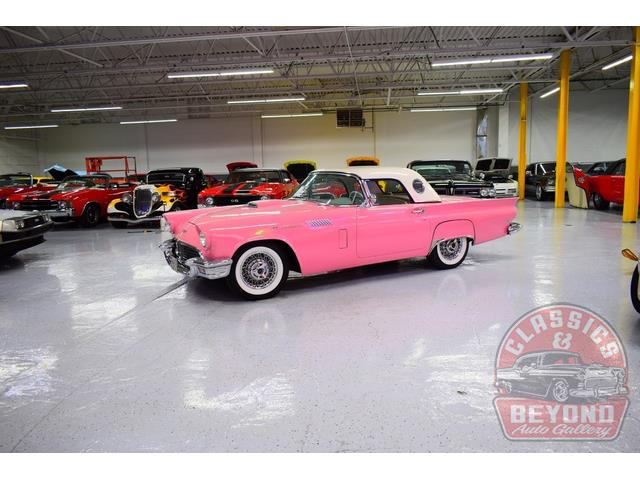 1957 Ford Thunderbird (CC-1374915) for sale in Wayne, Michigan