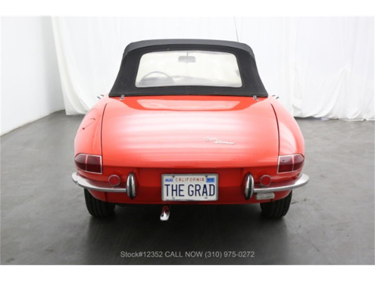 1967 Alfa Romeo Giulia Spider (CC-1374917) for sale in Beverly Hills, California