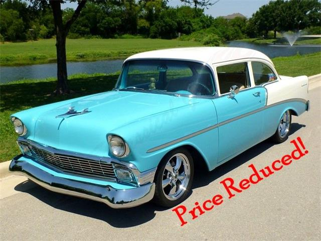 1956 Chevrolet 210 (CC-1374918) for sale in Arlington, Texas
