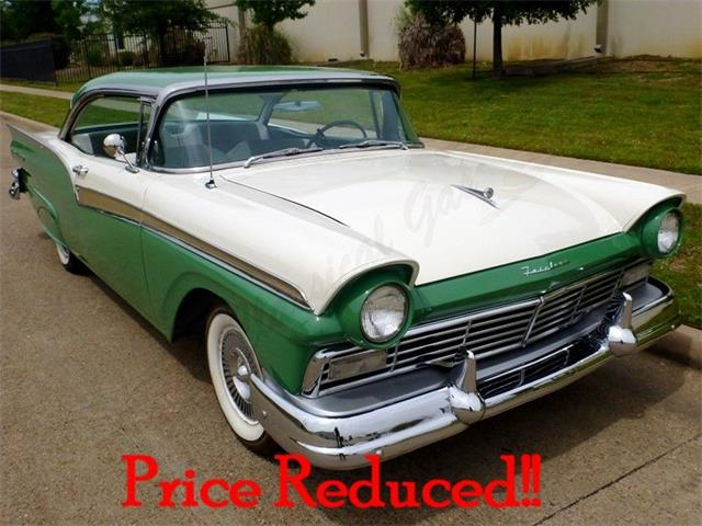 1957 Ford Fairlane 500 (CC-1374927) for sale in Arlington, Texas