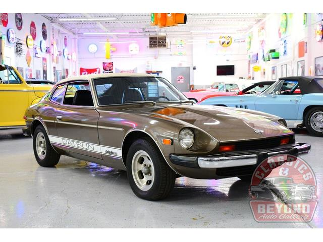 1975 Datsun 280Z (CC-1374930) for sale in Wayne, Michigan