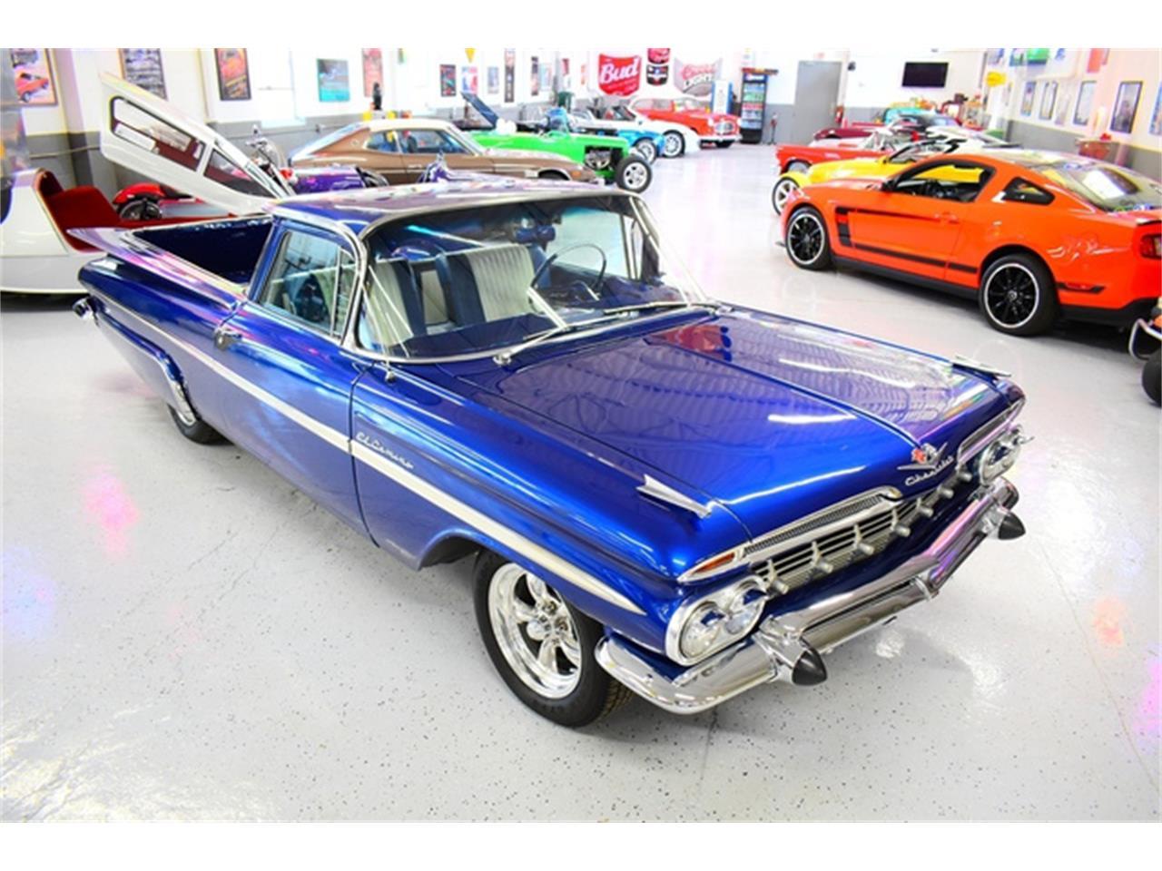 1959 Chevrolet El Camino (CC-1374936) for sale in Wayne, Michigan