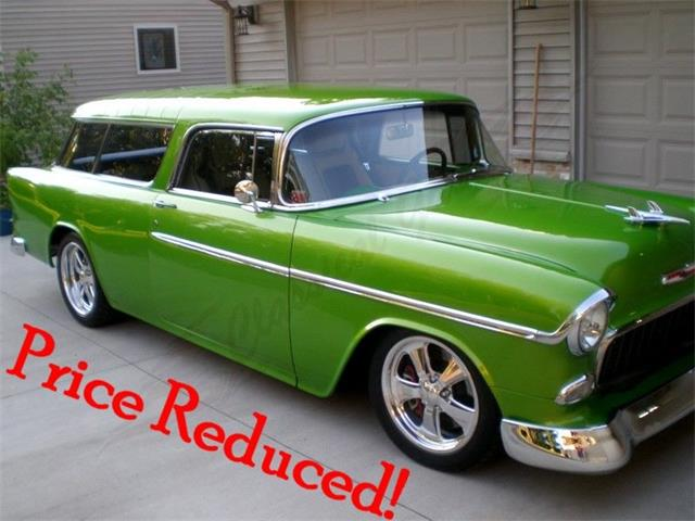 1955 Chevrolet Nomad (CC-1374942) for sale in Arlington, Texas