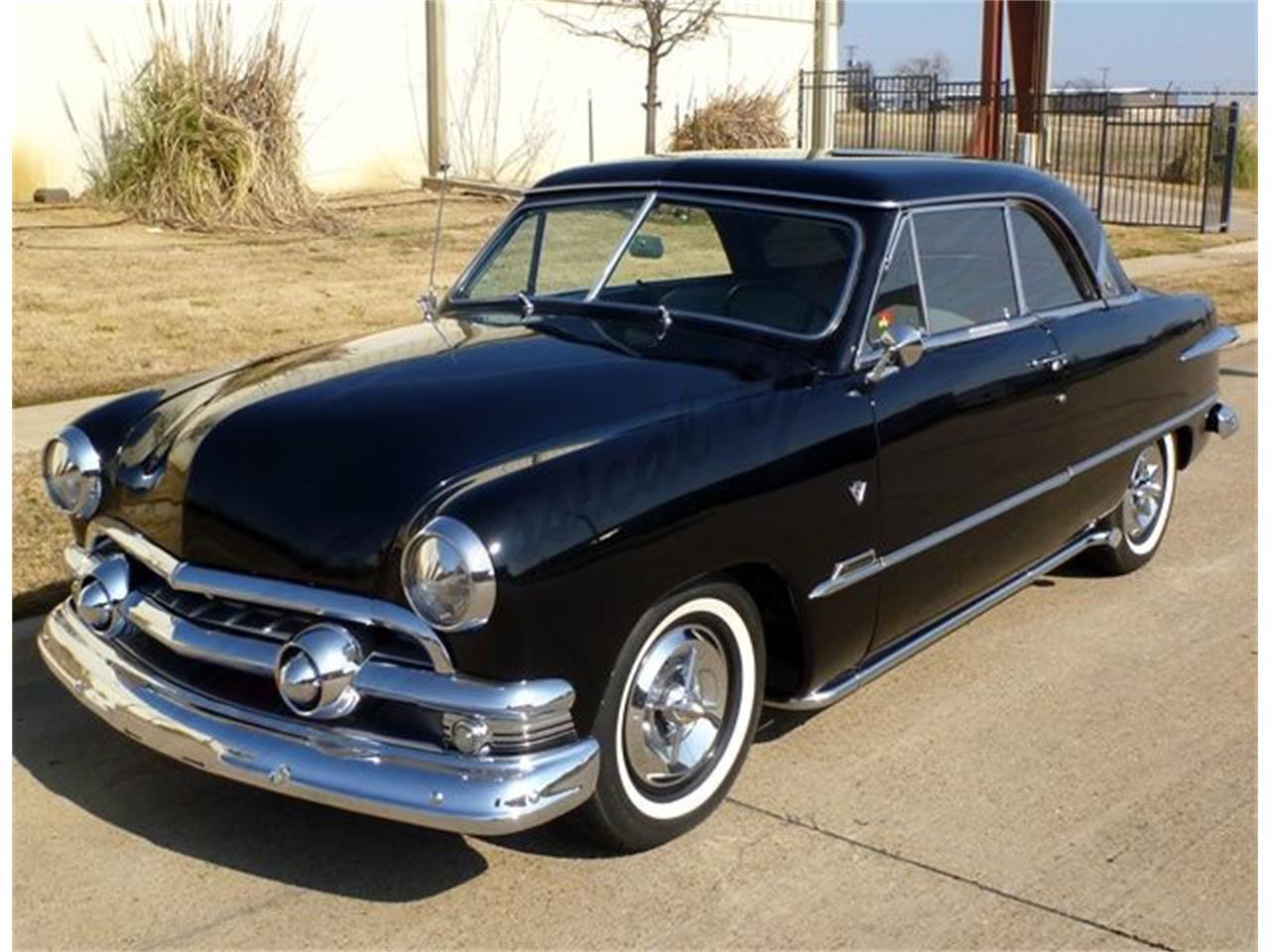 1951 Ford Victoria (CC-1374954) for sale in Arlington, Texas