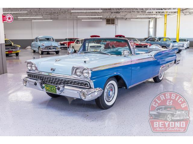 1959 Ford Fairlane 500 (CC-1374965) for sale in Wayne, Michigan
