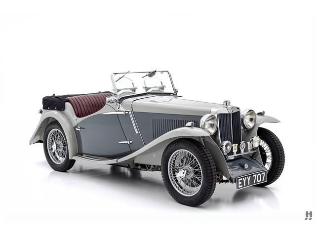 1935 MG NB (CC-1374974) for sale in Saint Louis, Missouri