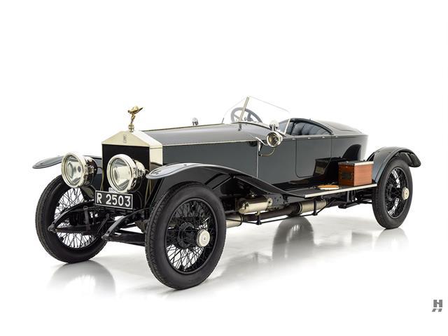 1915 Rolls-Royce Silver Ghost