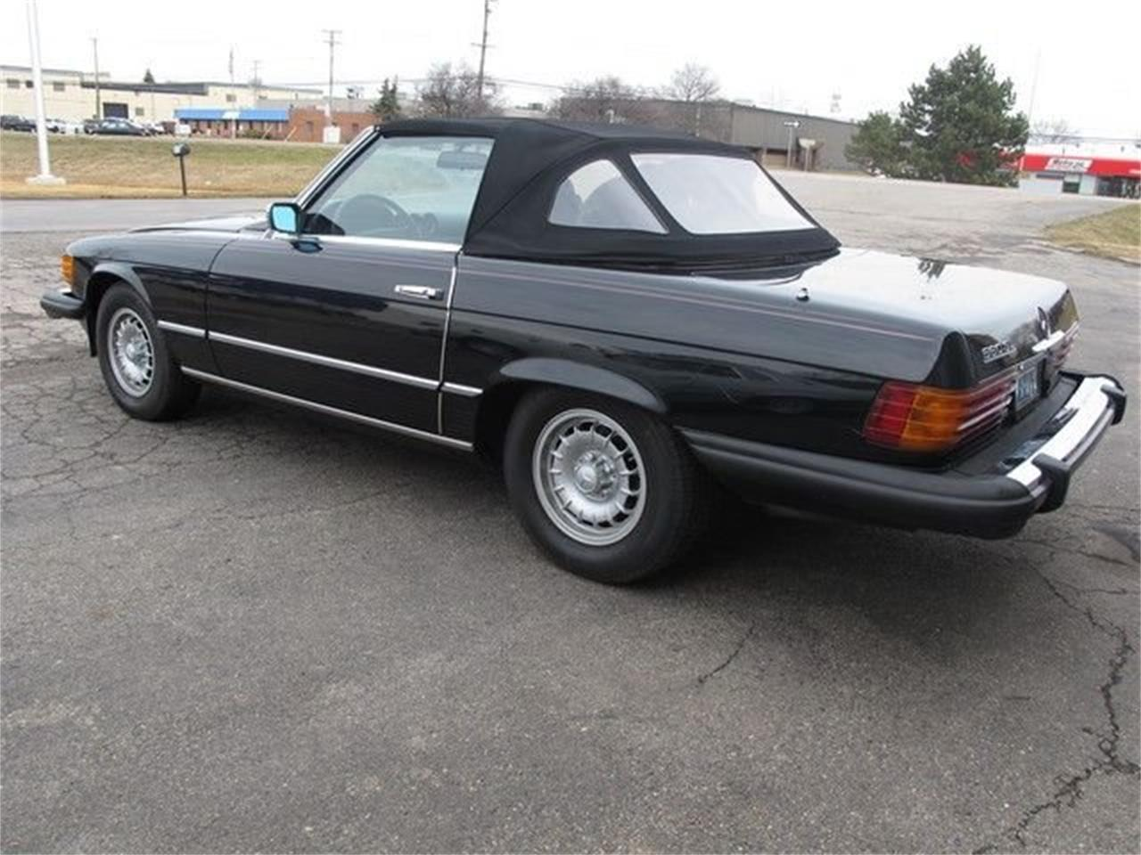1975 Mercedes-Benz 450SL (CC-1374992) for sale in Troy, Michigan