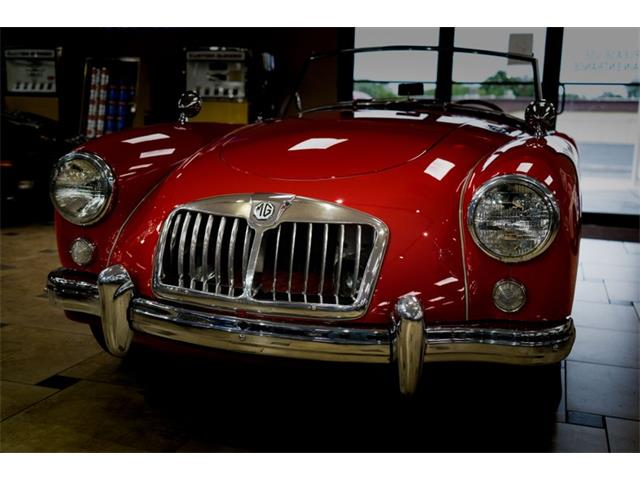 1959 MG MGA (CC-1375004) for sale in Venice, Florida