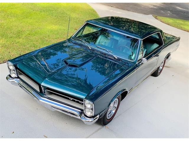 1965 Pontiac GTO (CC-1375014) for sale in Troy, Michigan