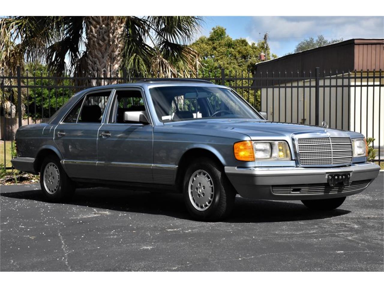 1985 Mercedes-Benz 380 (CC-1375023) for sale in Venice, Florida