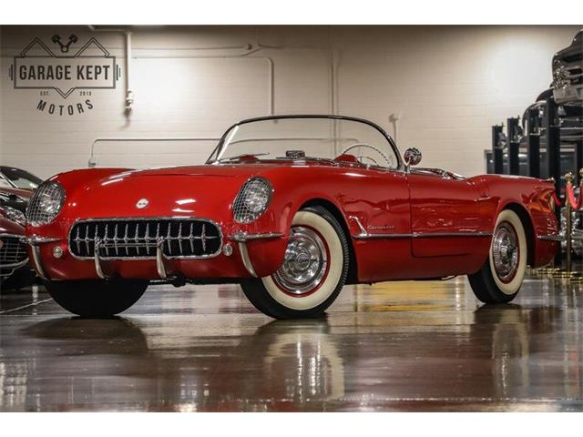 1954 Chevrolet Corvette (CC-1375032) for sale in Grand Rapids, Michigan
