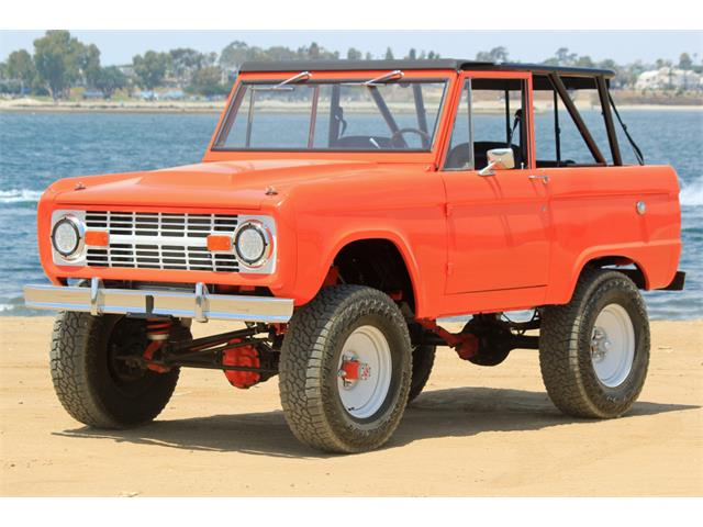 1973 Ford Bronco (CC-1375035) for sale in San Diego, California