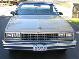 1986 Chevrolet El Camino (CC-1375037) for sale in Lake Hiawatha, New Jersey