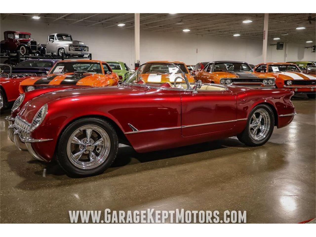 1954 Chevrolet Corvette (CC-1375042) for sale in Grand Rapids, Michigan