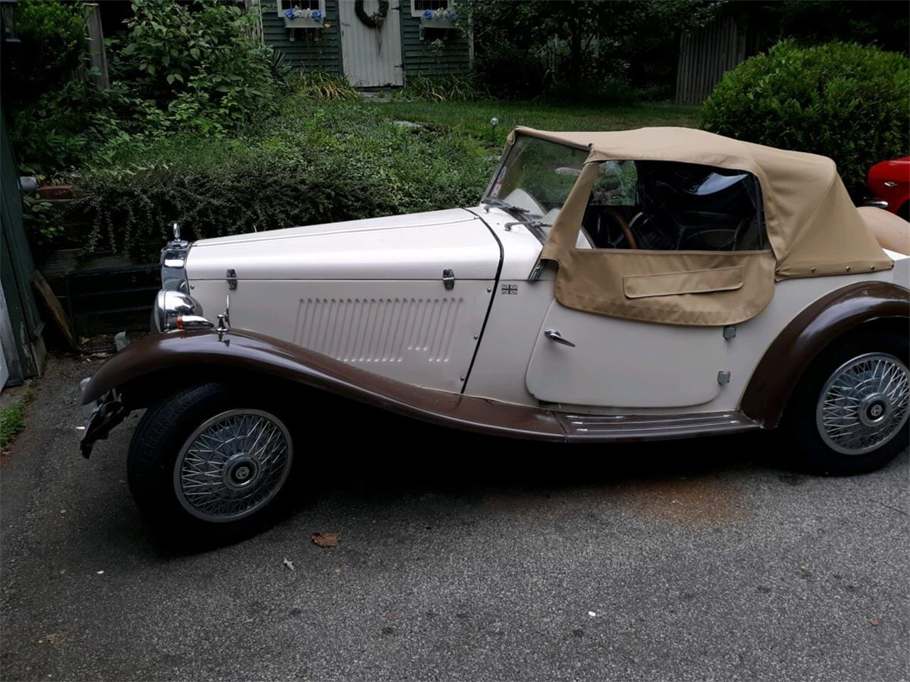 1957 MG TD (CC-1375060) for sale in Tampa, Florida