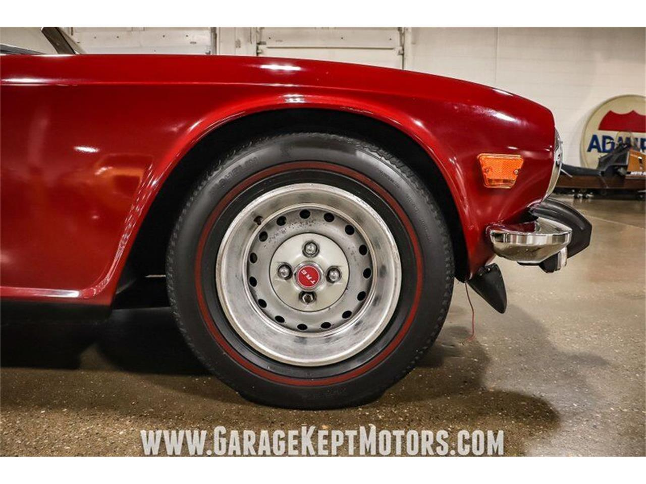 1975 Triumph TR6 (CC-1375072) for sale in Grand Rapids, Michigan