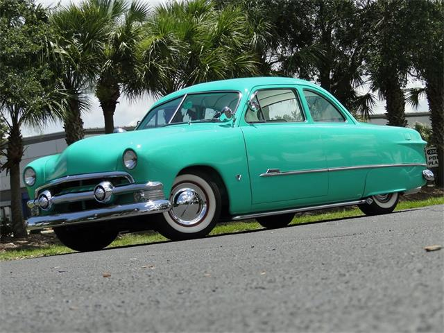 1951 Ford Business Coupe (CC-1375076) for sale in Palmetto, Florida