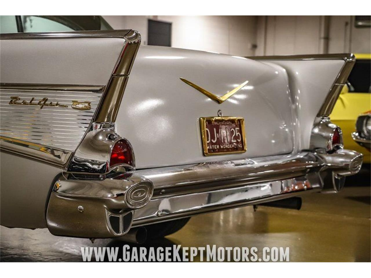 1957 Chevrolet Bel Air (CC-1375082) for sale in Grand Rapids, Michigan