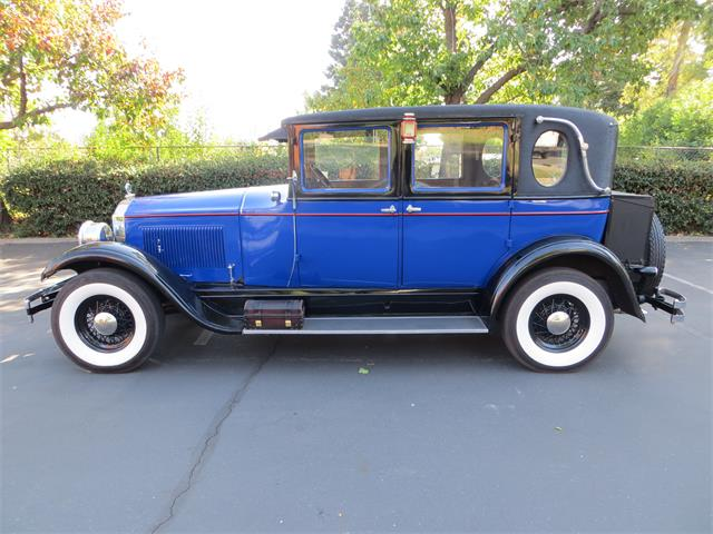 1927 Buick Master 6