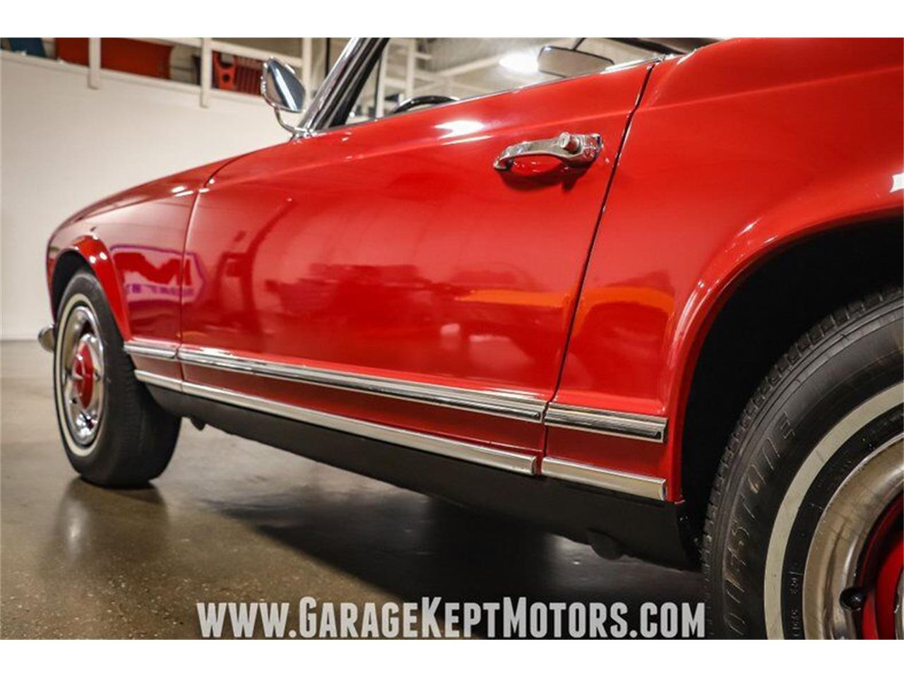 1967 Mercedes-Benz SL-Class (CC-1375106) for sale in Grand Rapids, Michigan