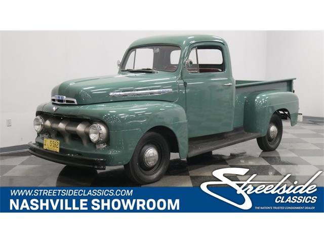 1951 Ford F1 (CC-1375116) for sale in Lavergne, Tennessee