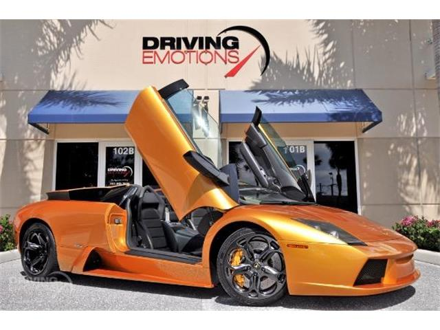 2005 Lamborghini Murcielago (CC-1375126) for sale in West Palm Beach, Florida